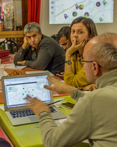 L'observatoire des impacts territoriaux de la crise